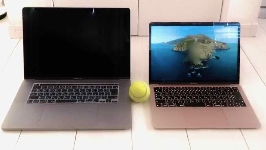 MacBookの画像
