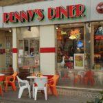 大さん橋、店舗penny's-dinner