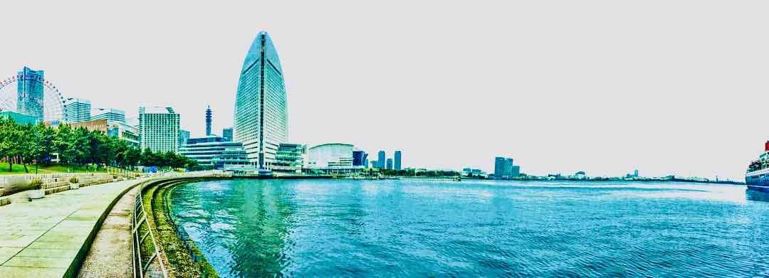 MarineAndWalkから見える景観の画像
