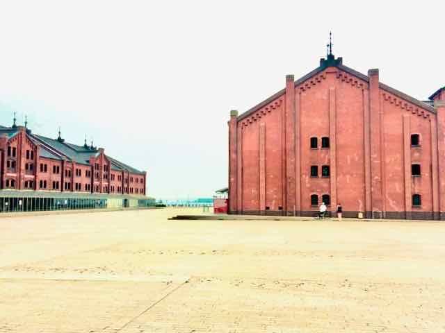 赤レンガ倉庫 -昼の景色-8