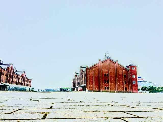 赤レンガ倉庫 -昼の景色-5
