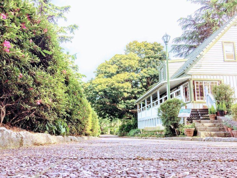 山手公園、旧山手68番館の画像