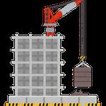 工事現場のイラスト